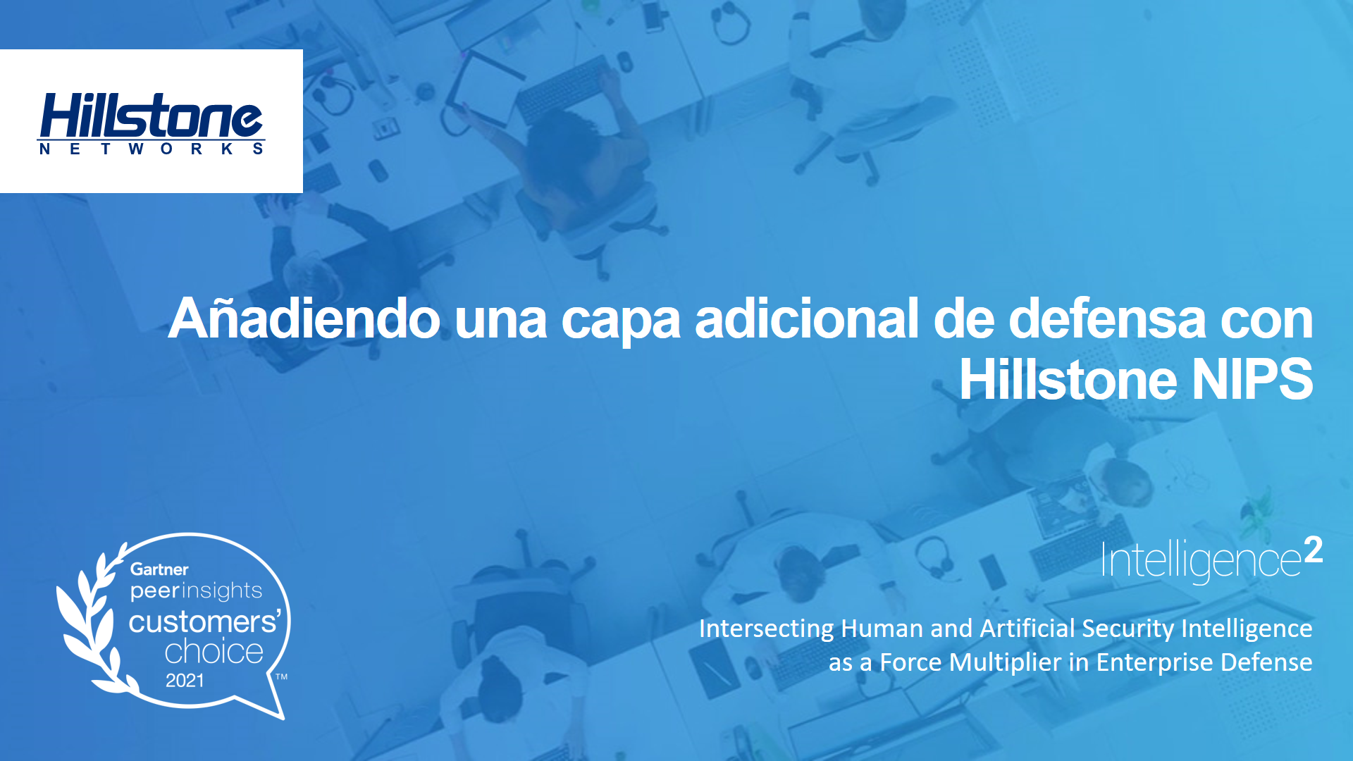 Watch Añadiendo una capa adicional de defensa con Hillstone NIPS
