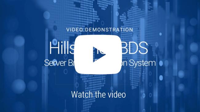 Watch Video: Demo Hillstone sistema de detección de brechas de seguridad sobre servidores
