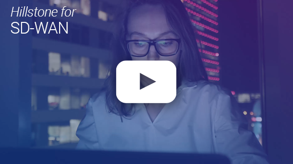 Watch Hillstone SD-WAN
